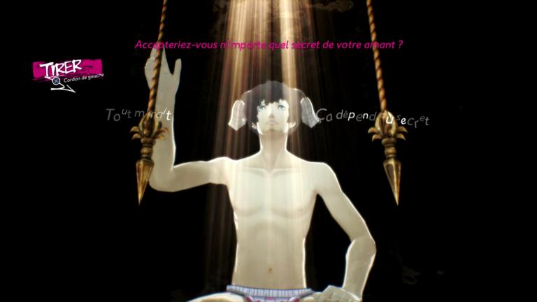 Débloquer le scénario de Rin