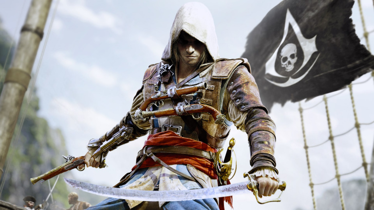 Assassin's Creed Black Flag et Rogue listés sur Switch chez un revendeur grec