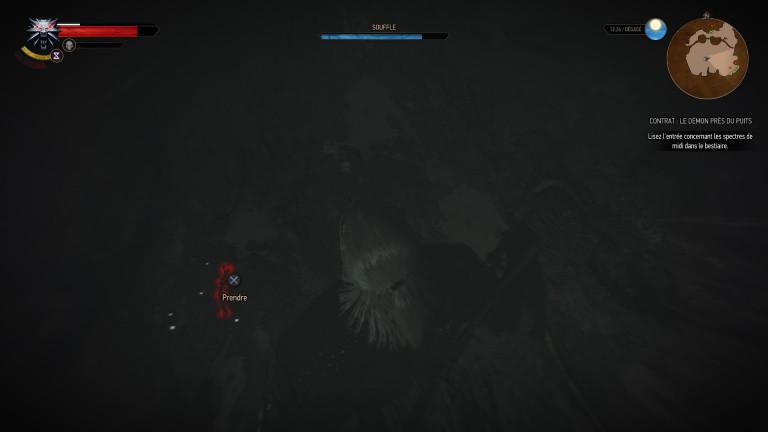 Le démon près du puits