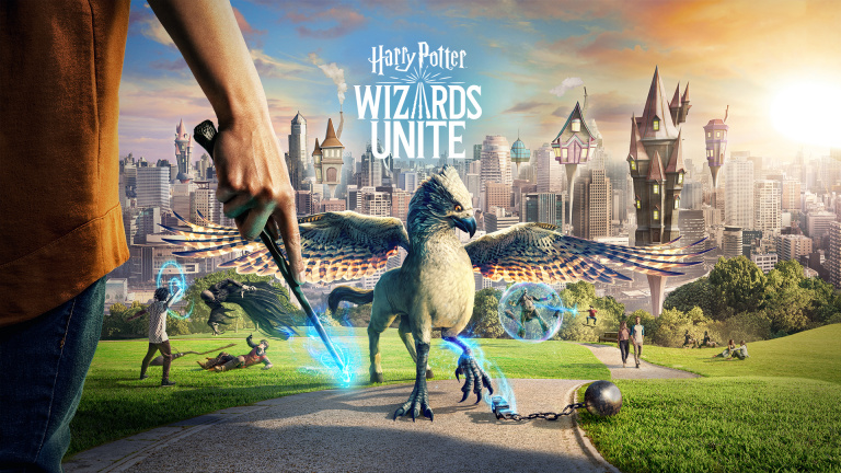 Harry Potter Wizards Unite : La localisation des dragons à partir du 7 septembre