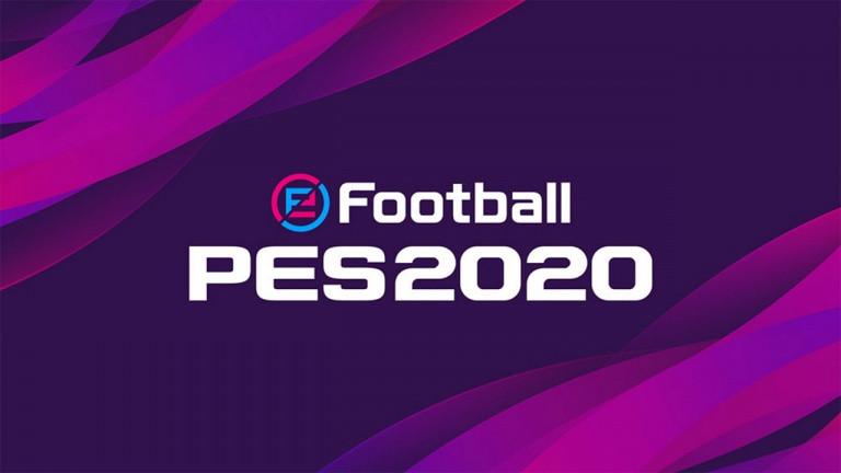 eFootball PES 2020 : Konami détaille le Data Pack et le patch 1.01