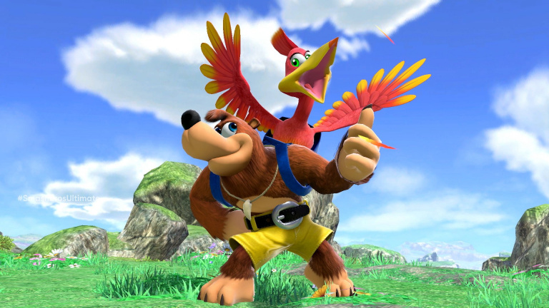 Super Smash Bros. Ultimate : Banjo & Kazooie rejoignent le combat et seront suivis par Terry Bogard