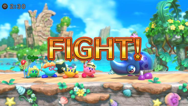 Super Kirby Clash : le free-to-start se dévoile et se lance dans la foulée