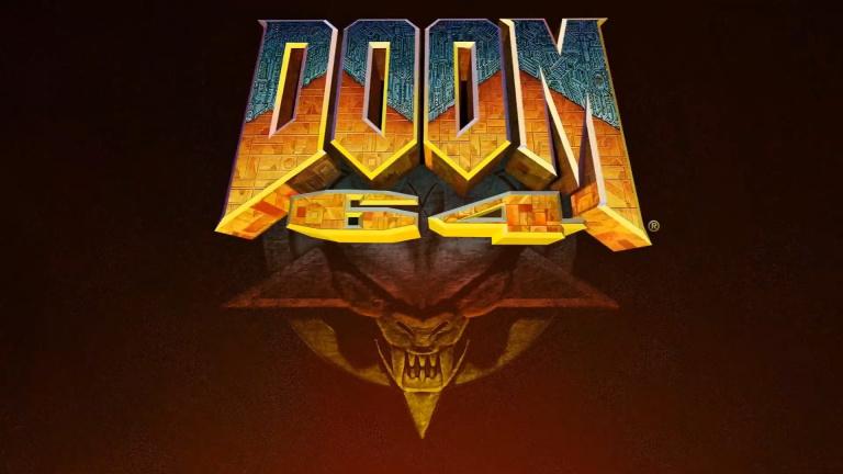 Doom 64 fera parler la poudre sur Switch en novembre