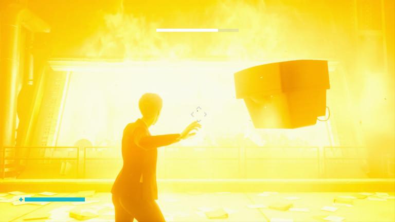 Control, quête secrète : mod d'arme extraordinaire Feu Éternel, comment obtenir la meilleure arme du jeu