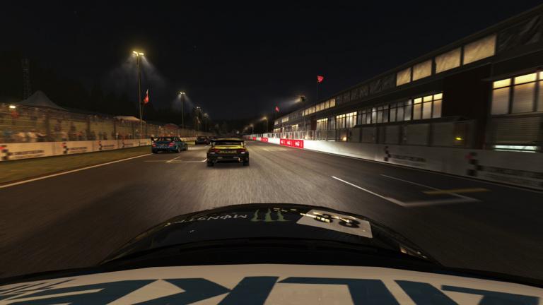 Grid : Autosport daté sur Nintendo Switch