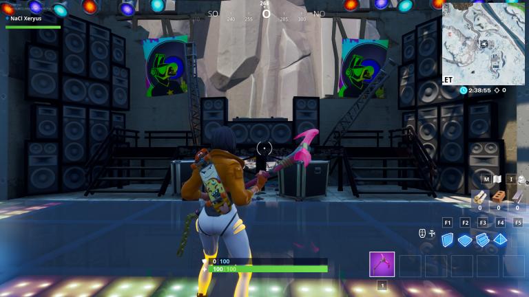 Fortnite, saison 10 : mission Folie de la danse, défis, le guide complet