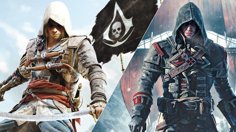 Assassin's Creed : The Rebel Collection disponible en précommande