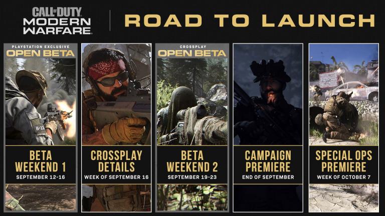 Call of Duty : Modern Warfare nous parlera de sa campagne en septembre