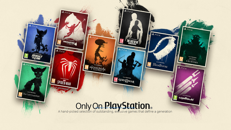 Only On PlayStation Collection : Sony lance une gamme spéciale de titres exclusifs