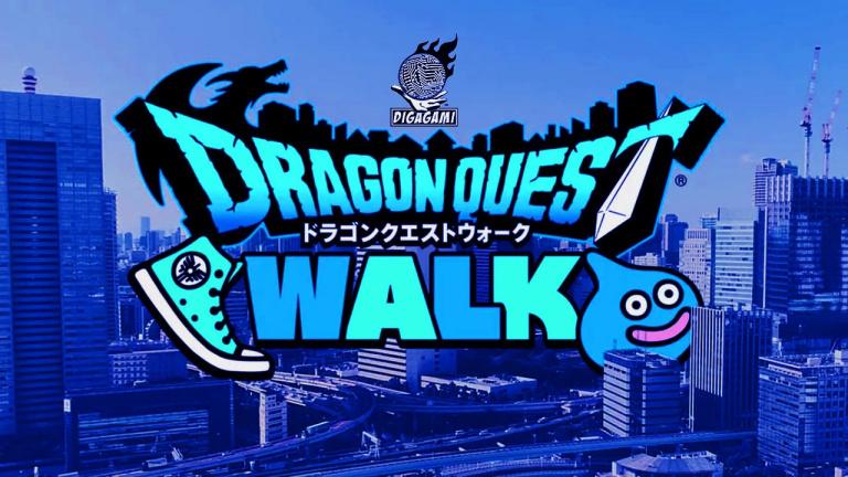 Dragon Quest Walk : le Pokémon Go de Square Enix sera lancé le 12 septembre au Japon