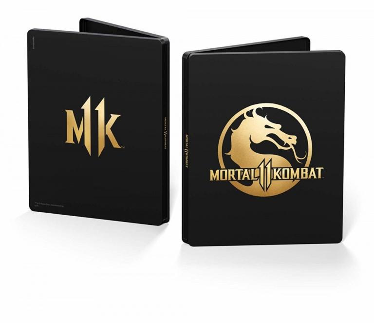 Mortal Kombat 11 Premium edition à 36% de réduction chez Amazon!