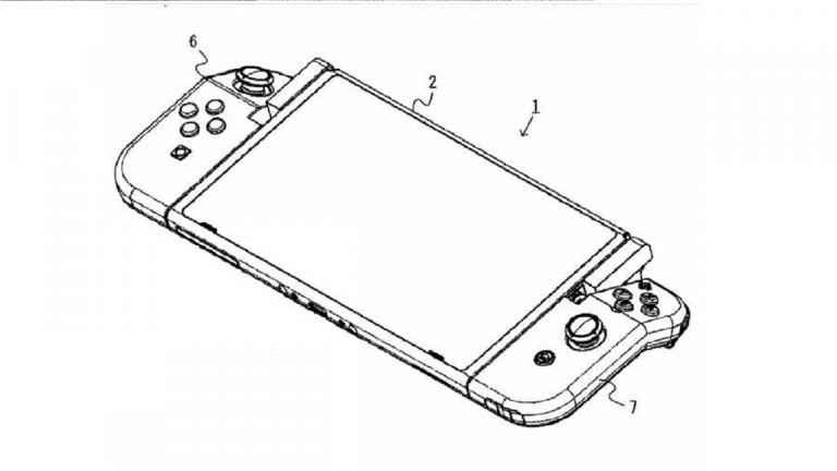 Nintendo dépose un brevet pour des Joy-Con pliables