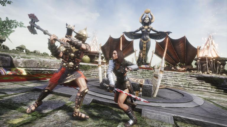 Conan Exiles accueille son septième DLC, Du Sable et du Sang