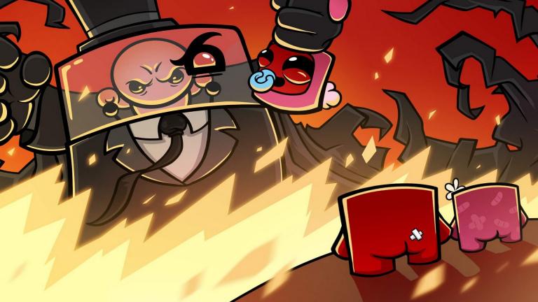 """Super Meat Boy Forever : accepter l'offre d'Epic Games """"était une décision facile"""" pour Tommy Refenes"""