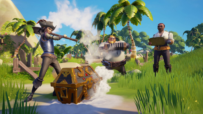 Sea of Thieves détaille son Pirate Emporium