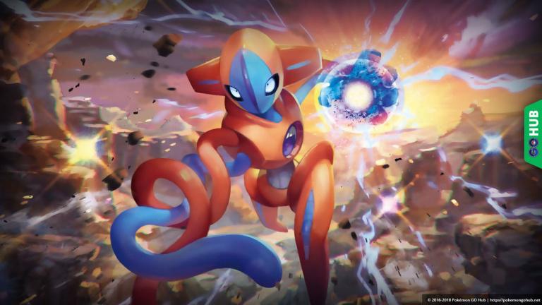 Pokémon GO, Deoxys : Comment le battre et le capturer ?
