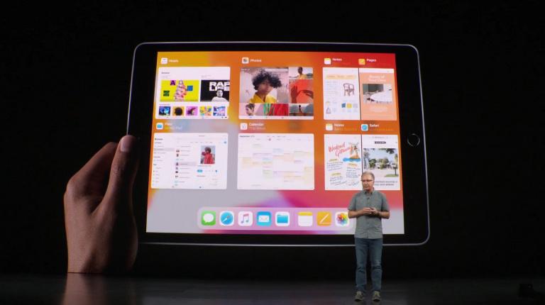 Keynote Apple : Le nouvel iPad présenté