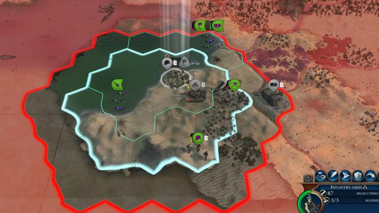 Civilization VI se met au battle royale avec le mode Red Death