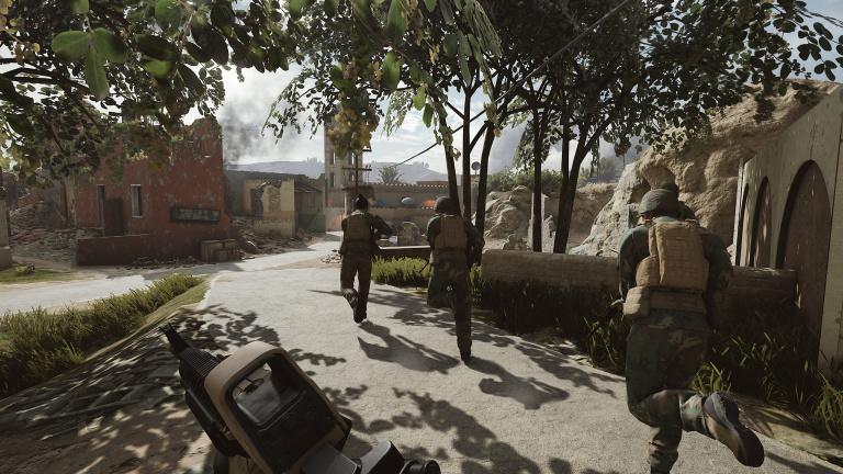 Insurgency : Sandstorm - Une nouvelle carte est disponible avec la mise à jour Frontline