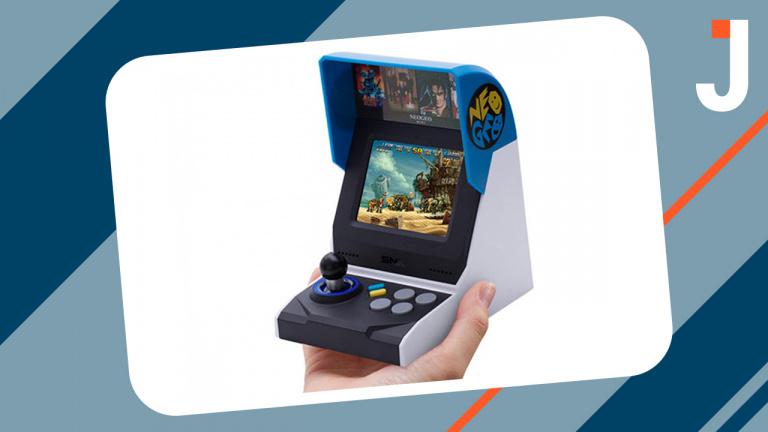 Le Journal : Silent_Jay présente la nouvelle Neo Geo Mini