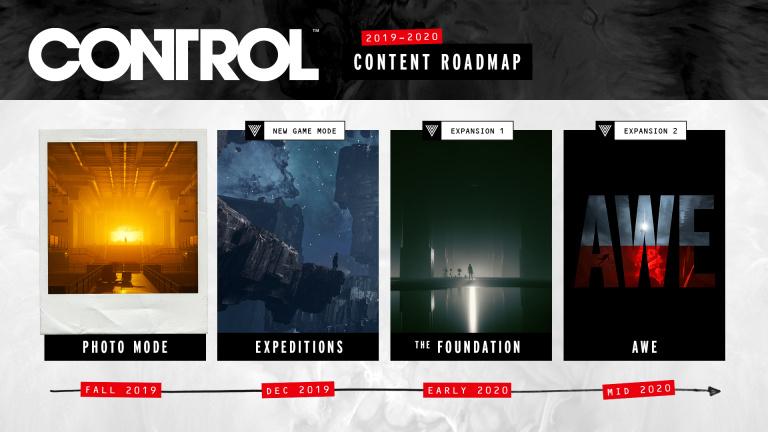 Control : deux extensions pour l'année prochaine