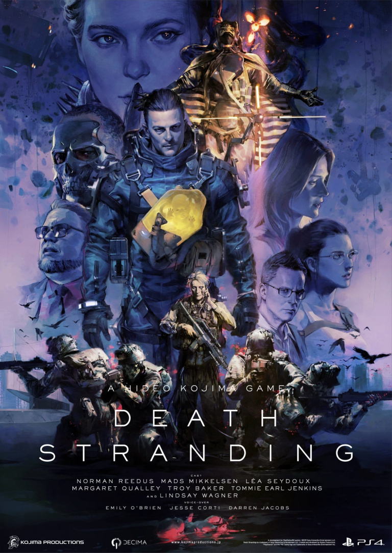 Death Stranding : le scénario se précise dans un Briefing trailer de sept minutes - TGS 2019