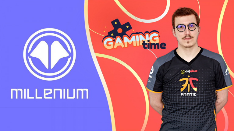 Gaming Time : Millenium et les Ultras de Vitality au Major de CS:GO