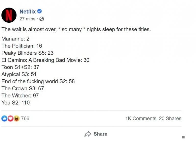 La date de sortie de la série The Witcher est dévoilée accidentellement par Netflix