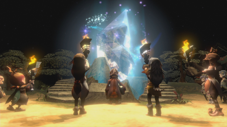 TGS 2019 : Final Fantasy Crystal Chronicles Remastered Edition fait le plein d'images