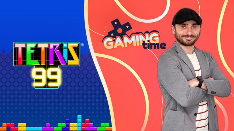 Tetris 99 : Les modes hors-ligne et la boutique avec Ken Bogard