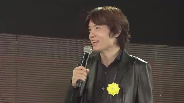 TGS 2019 : Super Smash Bros. Ultimate : Sakurai rappelle que les personnages viennent du jeu vidéo
