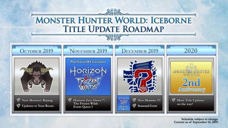 Monster Hunter World : Iceborne - un biome volcanique va être ajouté dans le Fief Glorieux
