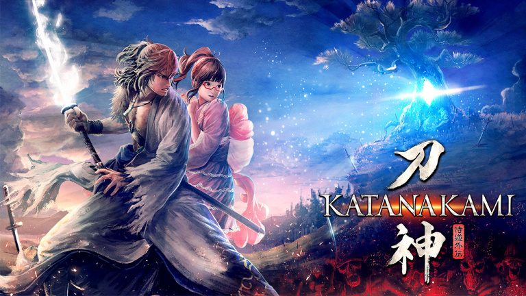 Spike Chunsoft annonce Katanakami, spin-off de Way of the Samurai