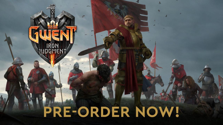 Gwent : l'extension Iron Judgment arrive le 2 octobre