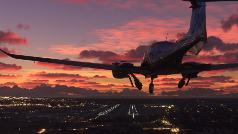 Microsoft Flight Simulator recrute pour son alpha fermée