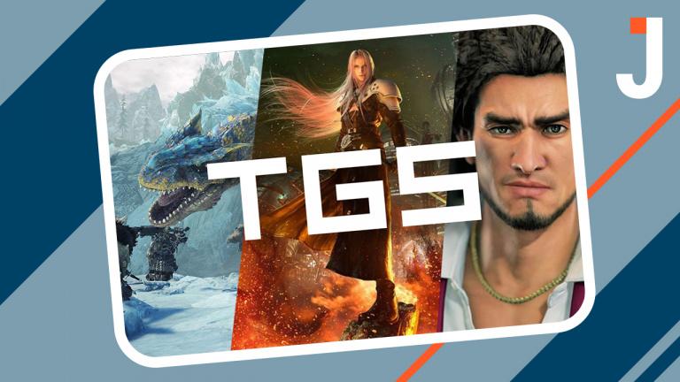 Tokyo Game Show : Ken Bogard revient sur cinq jeux mis en avant au TGS