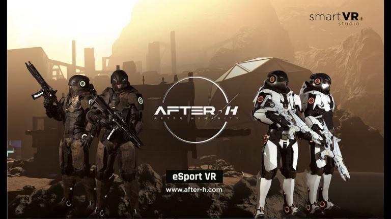 After-H : Le FPS compétitif en VR arrive la semaine prochaine