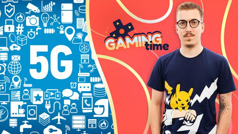 Gaming Time : 5G, quel avenir ? avec Yannis Astuces PC