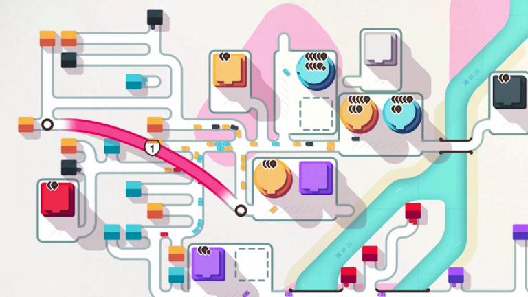 Mini Motorways : Le nouveau jeu des développeurs de Mini Metro arrive jeudi