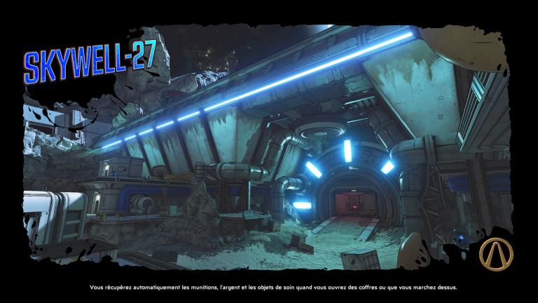 Borderlands 3 : défis de la plateforme Skywell-27