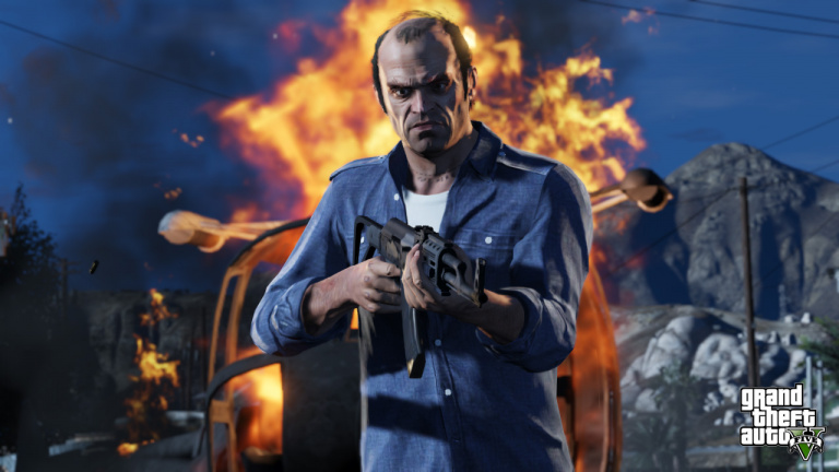 San Andreas gratuit en installant le launcher Rockstar — GTA