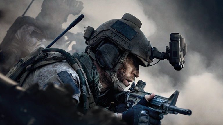 Call of Duty: Modern Warfare en bundle avec les Nvidia RTX