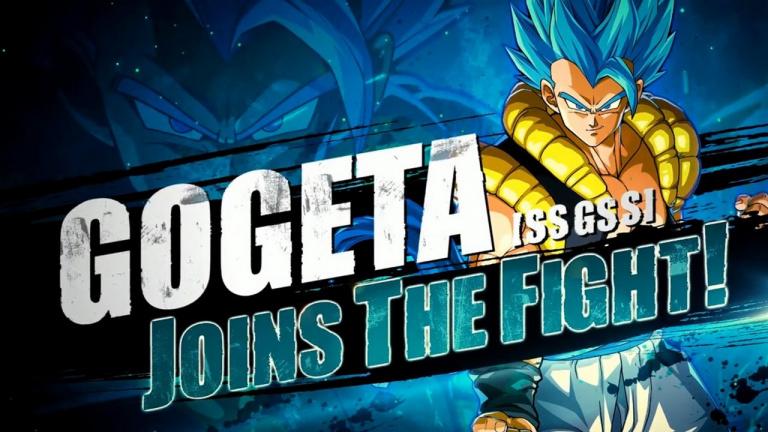 Dragon Ball FighterZ : Gogeta SSGSS fera son entrée le 26 septembre