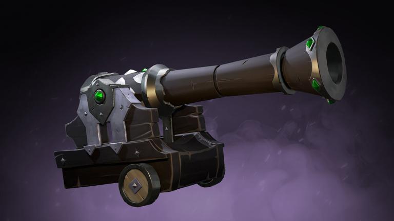 Sea of Thieves : un canon offert pour les utilisateurs Twitch