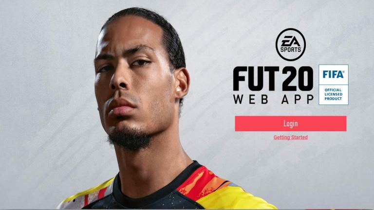 FIFA 20 : la Web App FUT est disponible