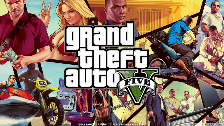 GTA 5 fête ses 6 ans : retour sur une incroyable success-story