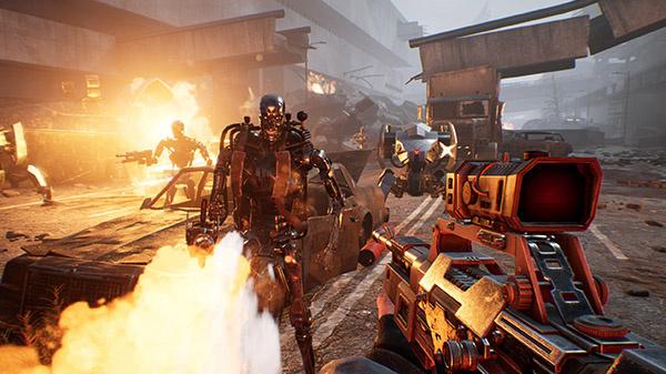 Terminator : Resistance arrive sur PC et consoles