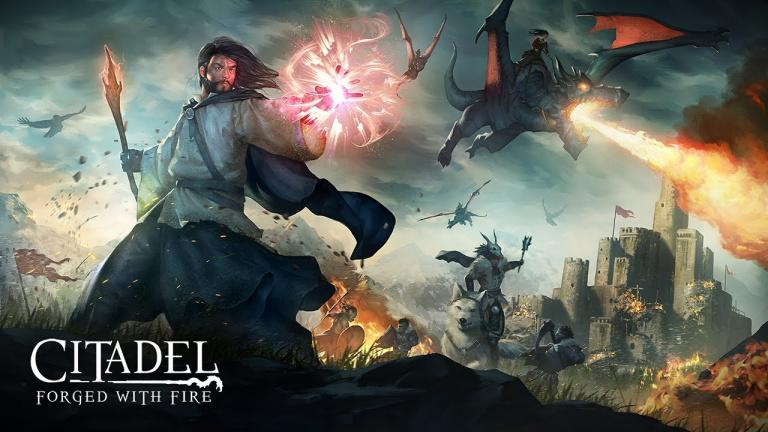 Citadel : Forged with Fire aura un peu de retard