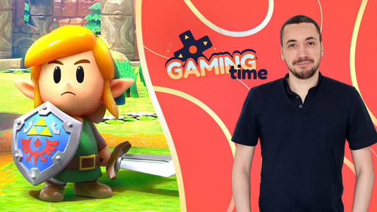 Zelda Link's Awakening : Découverte de l'éditeur de donjon